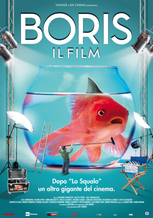 Locandina Boris il film