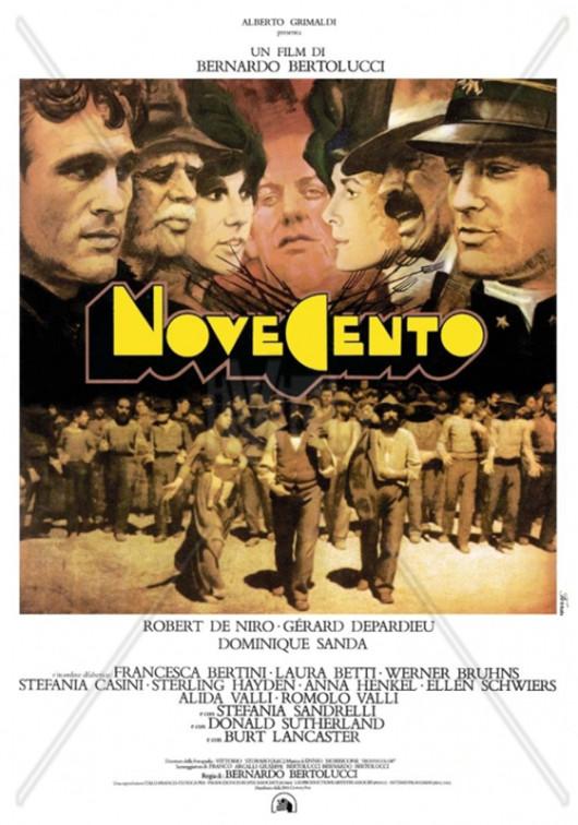 Locandina Novecento