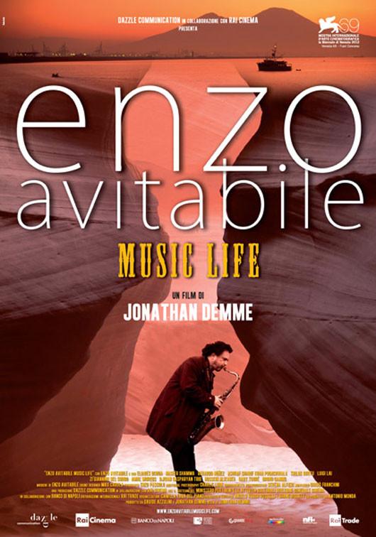 Locandina Enzo Avitabile Music Life