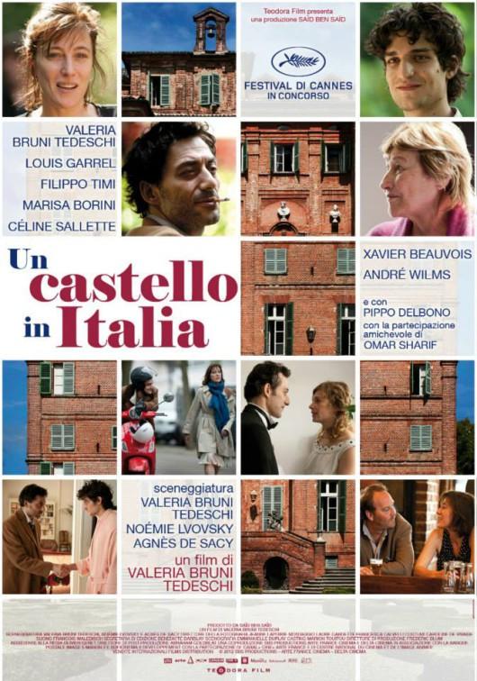 Locandina Un castello in Italia