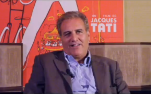 "Locandina Piero Gaffuri presenta ""Amarcord"" di Federico Fellini"