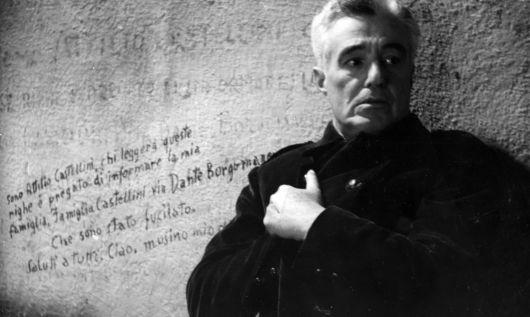 Il generale Della Rovere di R. Rossellini raccontato dal regista Claudio Cupellini