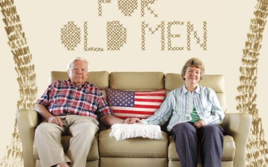 Locandina Country  for old men