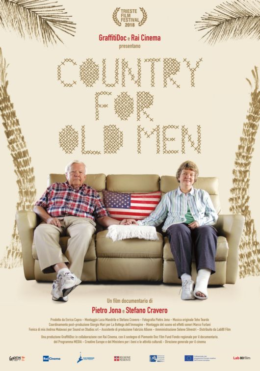 Locandina Country for old men – doc