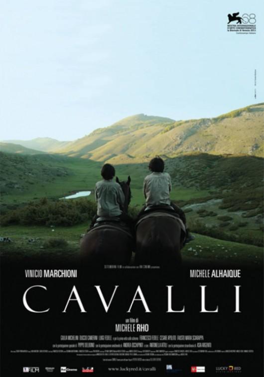 Locandina Cavalli