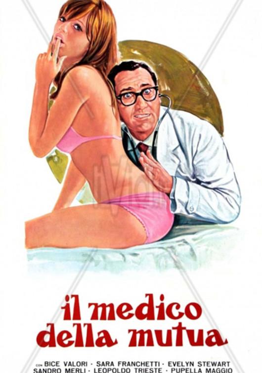 Locandina Il medico della mutua