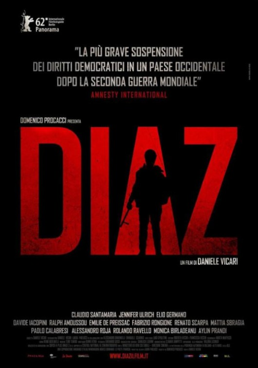 Locandina Diaz