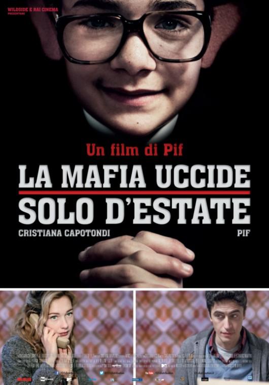Locandina La mafia uccide solo d'estate