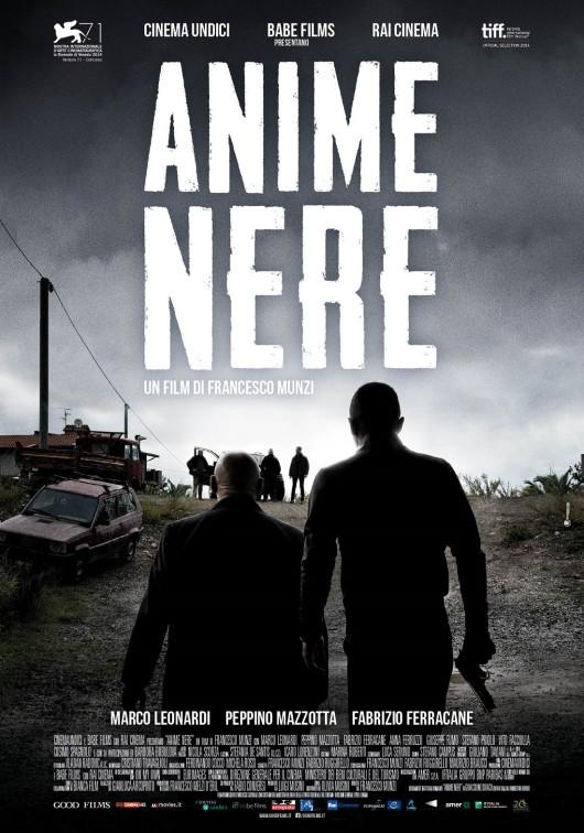 Locandina Anime nere