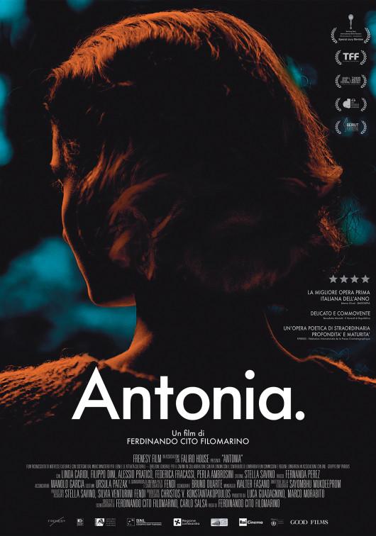 Locandina Antonia