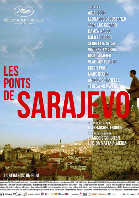 Locandina I ponti di Sarajevo
