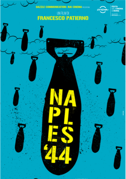 Locandina Naples '44