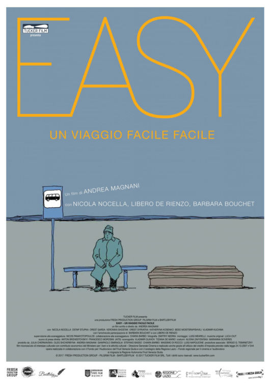 Locandina Easy – un viaggio facile facile