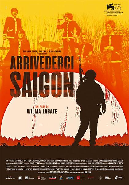 Locandina Arrivederci Saigon