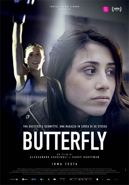 Locandina Butterfly