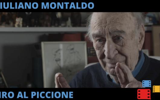 Locandina GIULIANO MONTALDO – Una carriera lunga 90 anni