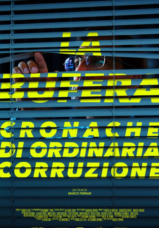Locandina Never Whistle Alone – La bufera